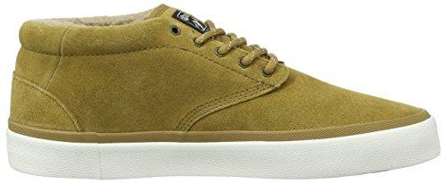 Element Herren Preston Sneakers Low-Top Braun (58 Curry)