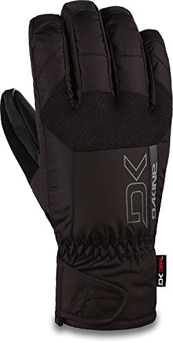Dakine Mens Snowboard Glove (Dakine Men's Scout Short Glove Black 3 Gloves XL)