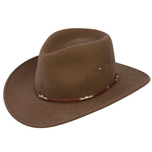 Mens Wildwood Crushable Stetson XLARGE product image