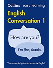 Easy Learning English Conversation Book 1: Your essential guide to accurate English