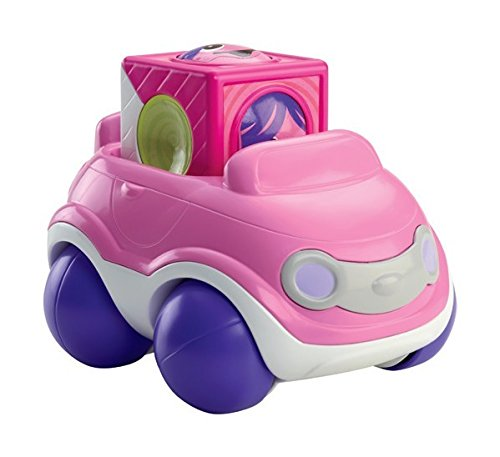 Fisher-Price Mobilkissen rosa Auto