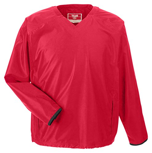 T3 MENS DOMINATOR WINDSHIRT (SPORT RED)  - Red Classic Windshirt Shopping Results