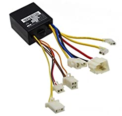 LotFancy 24V Control Module with 7 Conne...