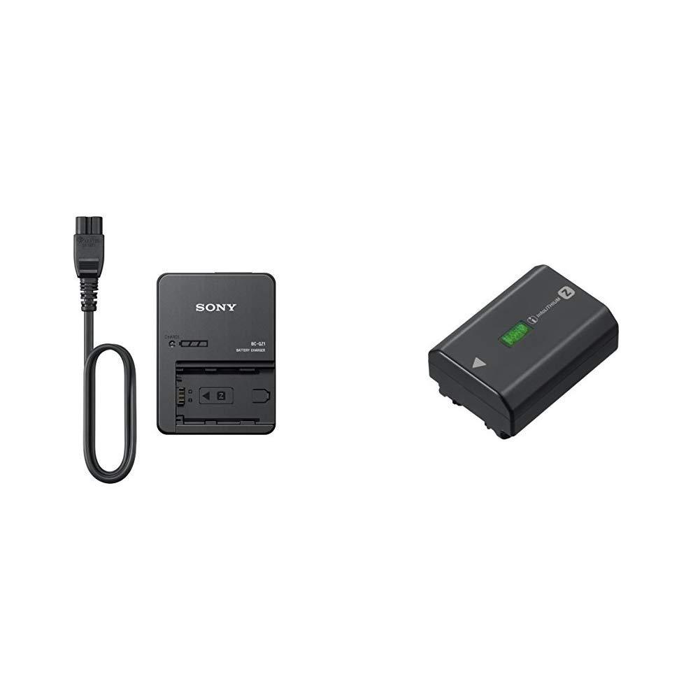 ソニー SONY バッテリーチャージャー BC-QZ1 & ソニー SONY リチャージャブルバッテリーパック NP-FZ100 B07RRPRQ3S  バッテリーパック セット