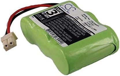 Replacement Battery for RADIOSHACK 23196 23197 23396 23616 23996 Part NO 12397295 12441259 23-396 CS90299 CS90566