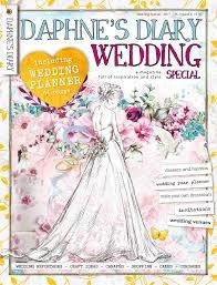 Daphnes Diary Wedding Special 2017 - Wedding Diaries