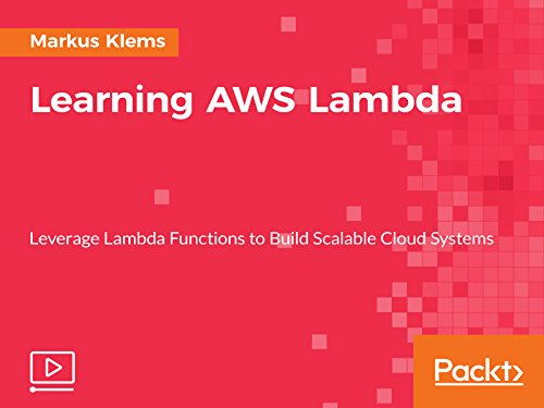 Learning AWS Lambda (Gateway Digital Servers)