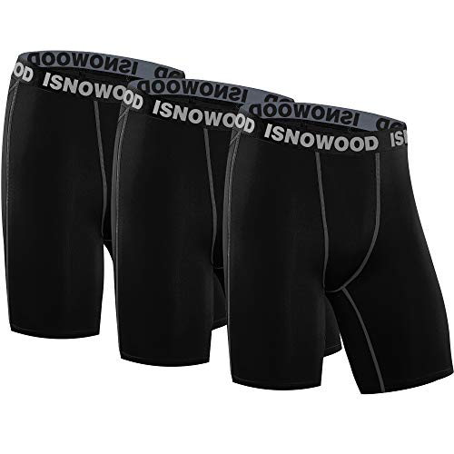 isnowood Men's 3 Pack
