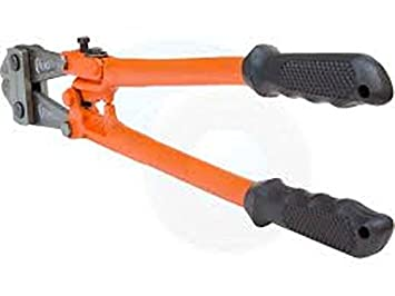 and all your Patio cut-off needs. EASY-BUSY Bolt and Wire Cutter 18 inch long Cutting tool Chain Lock Extra Large18 Great Cutters for Cable Super Heavy Duty Heavy Wiring