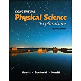 Conceptual Physical Science Explorations 2nd Second edition