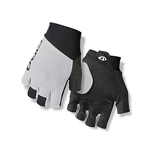 Giro Zero CS Cycling Gloves White Large