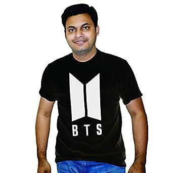 FMstyles BTS New Logo Black Unisex Tshirt
