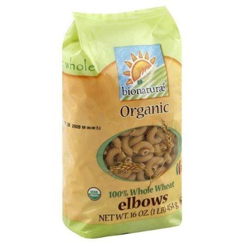 Org Elbows - Bionaturae Pasta Ww Elbows Org, 16 Oz
