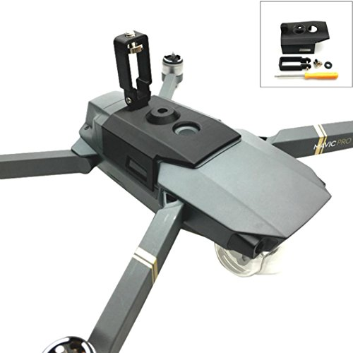 GOTD for DJI Mavic Pro Camera Bracket Handheld Fixed Mount Stabilizer Steady