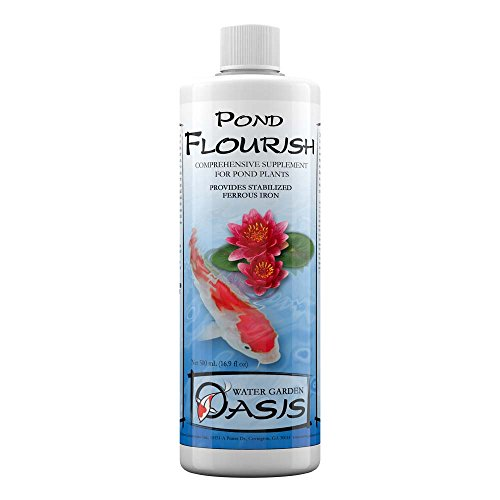 - Pond Flourish, 500 mL / 17 fl. oz.