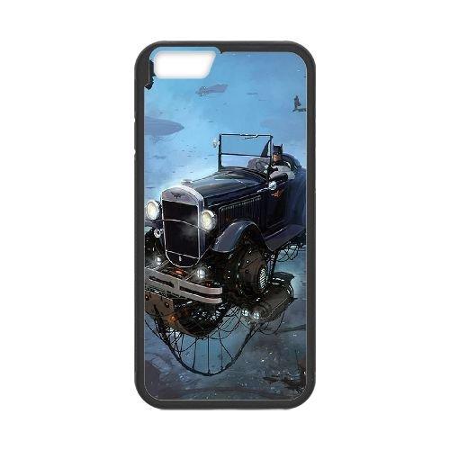Batman Blackbile coque iPhone 6 Plus 5.5 Inch Housse téléphone Noir de couverture de cas coque EBDOBCKCO09339