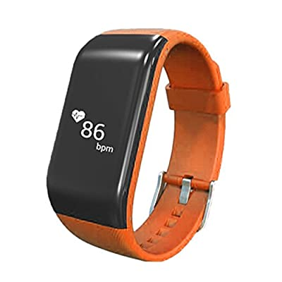 COOSA Professional Dynamic Heart Rate Monitor Healthy Smart Band Bracelet Activity Fitness Tracker Bluetooth Wristband