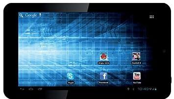 Storex eZeeTab 7D11-M 4GB Black - Tablet (IEEE 802.11n,