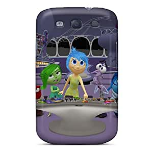 Protective Hard Phone Case For Samsung Galaxy S3 With Allow Personal Design HD Inside Out Image SherriFakhry