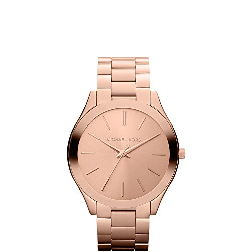 Michael-Kors-Mid-Size-Rose-Goldtone-Stainless-Steel-Slim-Runway-Three-Hand-Watch