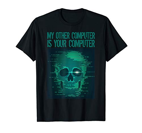 Funny Hacker T-Shirt | Penetration Tester Cyber Security Tee