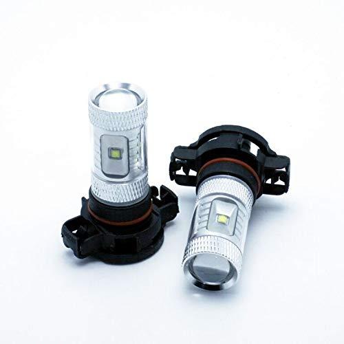 LED Premium 2x AMPOULES PSX24W 2504 MINI ONE CANBUS 6000K CREE DRL DEL