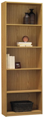 Ameriwood 5-Shelf Bookcase Review