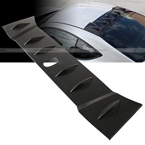(13 14 15 Scion FRS Shark Fin Vortex Generator Roof Spoiler Wing FR-S)