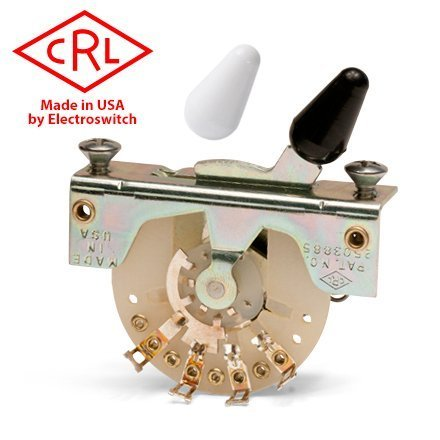 CRL 5-Way Pickup Selector Lever Switch
