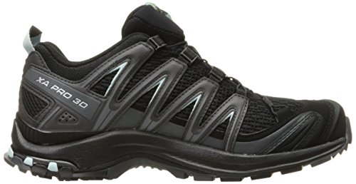 Shoes Fair Black Salomon Running 3D Aqua Trail Magnet Aqua Black W Fair Xa Women's Black Pro Magnet wZwqA0H