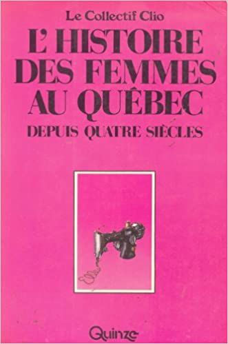 Livres gratuits L'histoire des femmes au Québec epub pdf