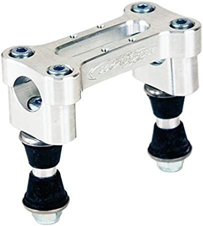 "Houser Racing Anti-Vibe Oversized 1 1//8/"" /& 7//8/"" Standard Handle Bar Clamp Kit"