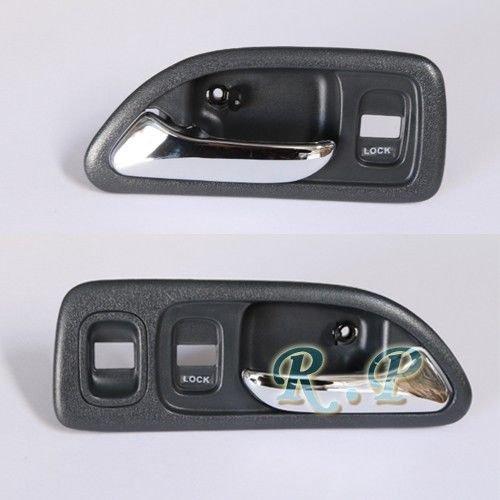 Compare price to 94 honda accord parts door handle for 1995 honda civic interior parts