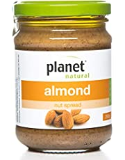 Planet Natural Almond Spread 250 g