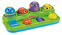 Fisher-Price Boppin\' Activity Bugs Playset
