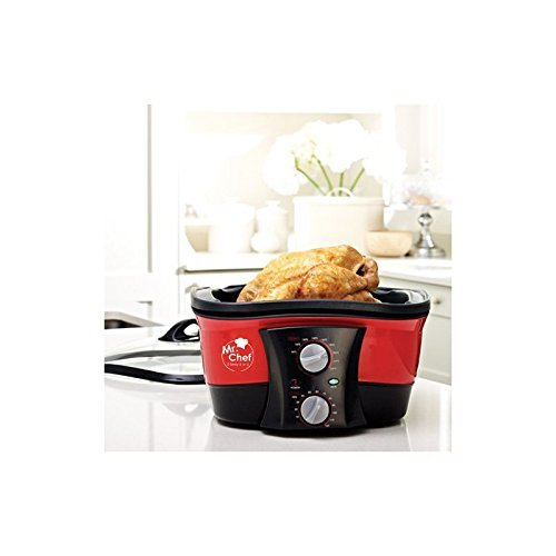 rival cool touch deep fryer 6 cup