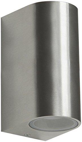 Ranex 5000.467 SMD LED Wandleuchte, Außenwandleuchte, GU10, 3 W, IP44