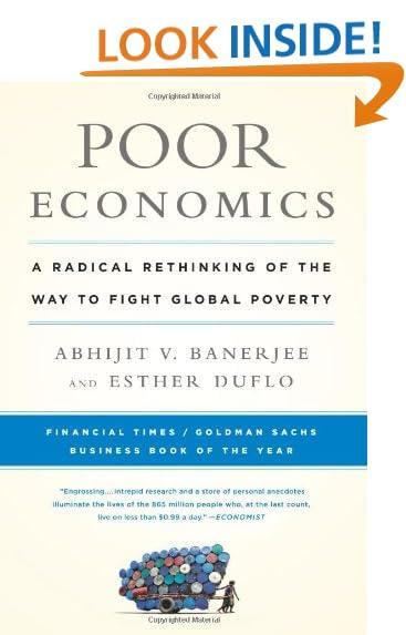 Poor Economics: Amazon.com