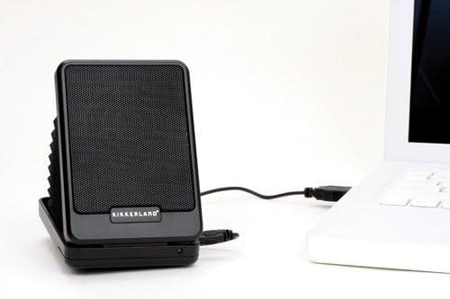 KIKKERLAND US10 USB or Battery Powered Folding Portable Accordion Speaker