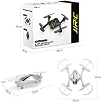Mchoice JJRC H44 Elfie Foldable Pocket Drone Mini FPV Quadcopter Selfie 720P WiFi Camera