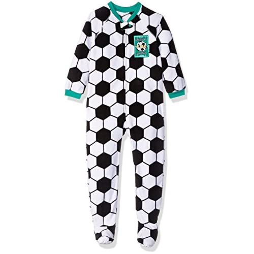 dcc169464 The Children s Place Baby Boys  Long Sleeve One-Piece Pajamas 2 ...