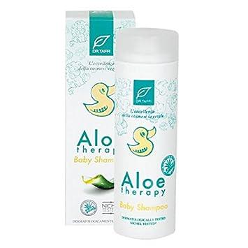 Amazon com : DR TAFFI - Aloe Therapy Baby Shampoo