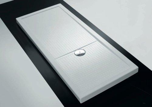 5 opinioni per NOVELLINI Olympic Plus- Piatto doccia rettangolare, Bianco, 160x70x4.5 cm