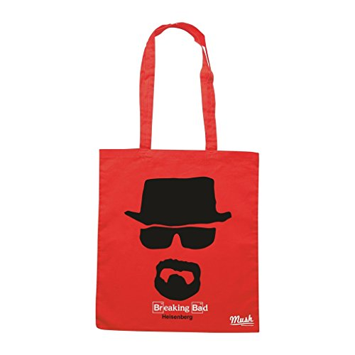 Borsa Heisenberg Breaking Bad - Rossa - Film by Mush Dress Your Style