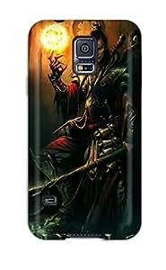 BWBOast9390KZjMB Faddish Diablo Case Cover For Galaxy S5