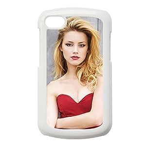 Unique Back Phone Case For Children For Blackberry Q10 Printing Amber Laura Heard Choose Design 5