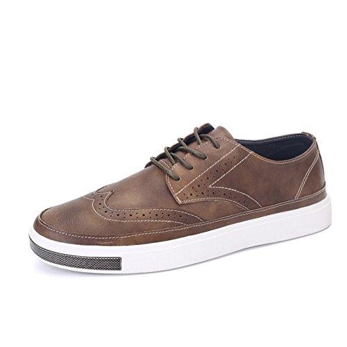 Transpirable tallada mesa verano ocio zapatos/tendencia Brock marea A