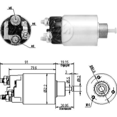 Delco 24 Volt Starter Wiring Diagram - Wiring Diagram