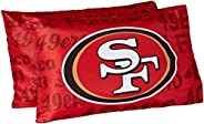 NFL Unisex Anthem Pillowcase Set