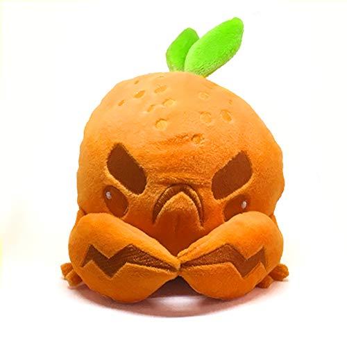 INKI-DROP Orange Crab Plush